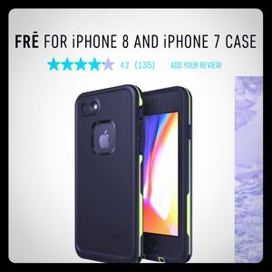 FRE IPHONE 8 Case